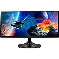 LG 25UM56P 25 Class 21:9 UltraWide IPS LED Gaming Monitor (Certified Refurbished)
