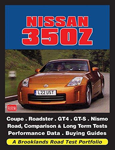 Nissan 350Z: Road Test Portfolio pdf epub