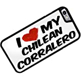 Case for iPhone 6 Plus I Love my Chilean Corralero, Horse - Neonblond