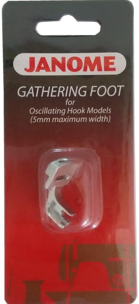 honeysew Janome reunión de pie para modelos gancho oscilante (5 mm ...