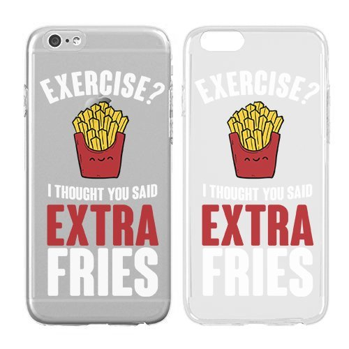 Case iPhone 6S Exercise Foodholic product image