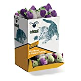 OurPets Mouse In Sheep's Clothing 48-Piece Bulk Cat Toy