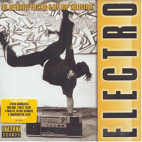 Very Best of Electro Hip Hop Collection by Universal Import
