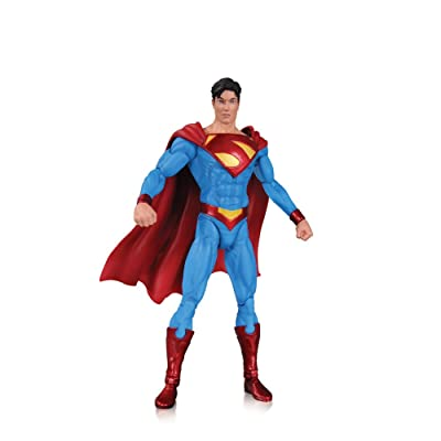 DC Collectibles DC Comics Earth 2: Superman Action Figure: Toys & Games
