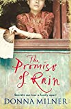 Front cover for the book The Promise of Rain by Donna Milner