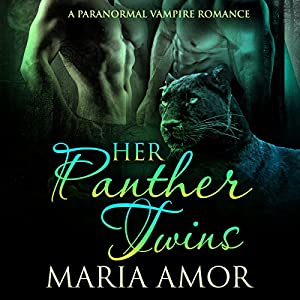 Her Panther Twins Audiobook