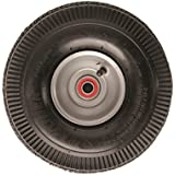 """Magliner 121055 2-Ply 10"""" Pneumatic Wheel with Sealed Semi-Precision Bearings"""
