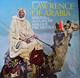 Alexander Maloof Orchestra: Lawrence of Arabia - Original Theme From Movie LP