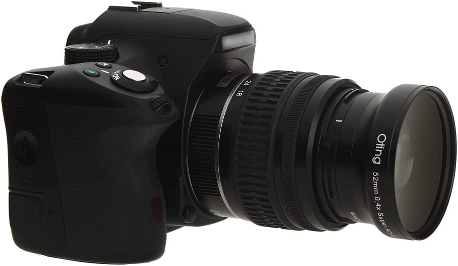 Objetivo ultra gran angular con macro para Nikon D7200 D7100 D7000 ...