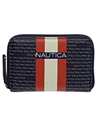 Nautica Sirens Call Zip Around Indexer Wallet Organizer With RFID
