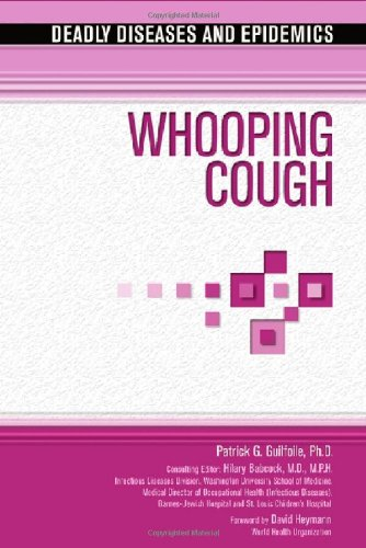 Whooping Cough (Deadly Diseases & Epidemics (Hardcover))