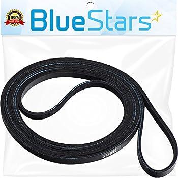 51F5RIJ1cLL._SL500_AC_SS350_ amazon com maytag drum belt part no 312959 home improvement