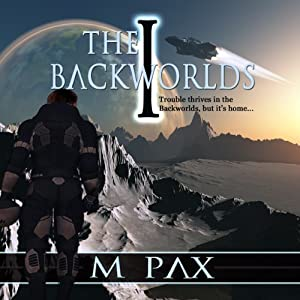 The Backworlds Audiobook