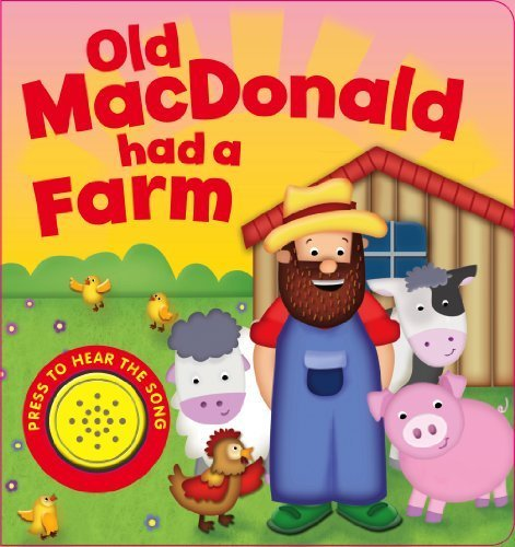 Old MacDonald Had a Farm (Song Sounds - Igloo Books Ltd) by Igloo Books (2014) Board book