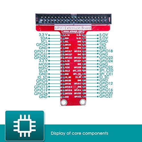 Adeept RFID Starter Kit for Raspberry Pi 3, 2 Model B/B+, - Import
