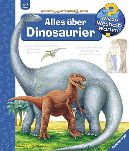 Price comparison product image Wieso Weshalb Warum: Alles Uber Dinosaurier (German Edition)
