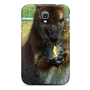 Dana Lindsey Mendez Snap On Hard Case Cover Kangaroo Protector For Galaxy S4