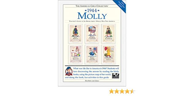 Molly, 1944: Teachers Guide To Six Books About World War Two ...