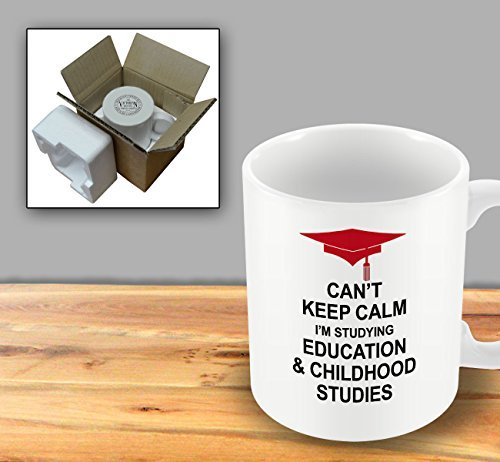 Can't Keep Calm I'm Studying Education & Childhood Studies - Mug by The Victorian Printing Company