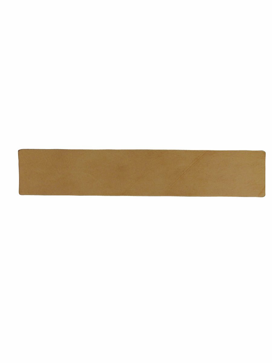 Springfield Leather Company 100 Pack of 3/4''x8'' Leather Bookmark Piece