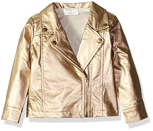 Rosie Pope Girls Metallic Jacket