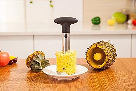 Amazon.com: ditop® Nueva Herramienta de cortador de piña de ...
