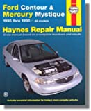 H36006 Haynes Ford Contour Mercury Mystique 1995-2000 Auto Repair Manual