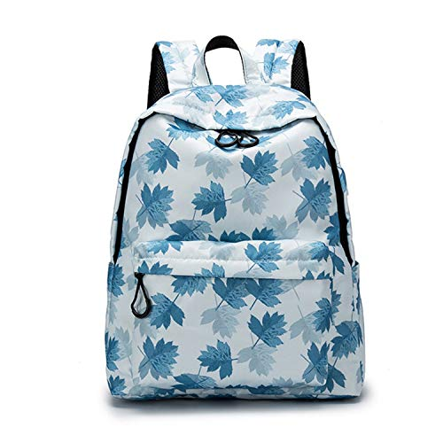 Fashion Waterproof Printing Backpack Women School Students Back Pack 14-15.6 Inch Laptop Cute,2,42x32x18cm (Number Barn Phone Pottery)