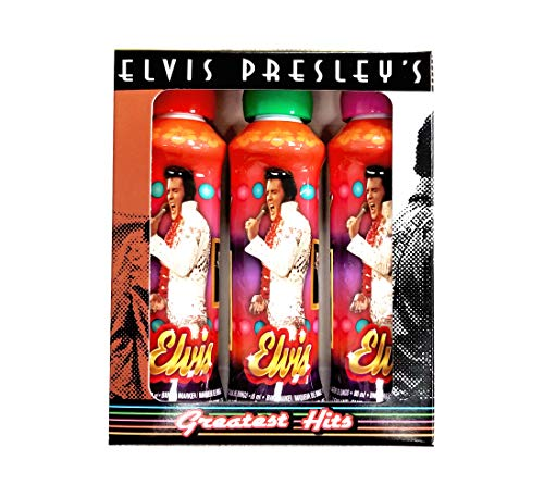 Aloha Elvis 3 Pack Dauber Gift Pack Red Green Purple Ink