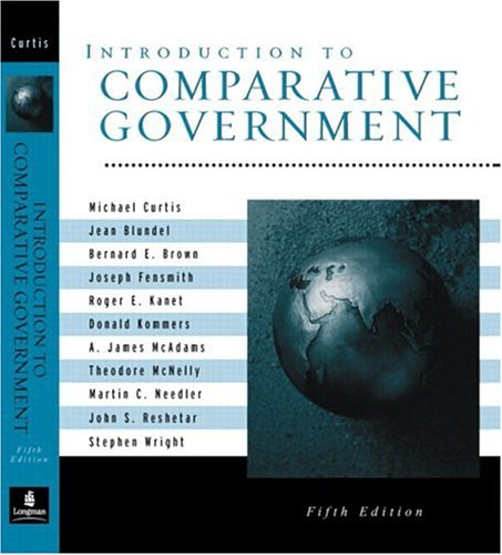 Introduction to Comparative Government, Fifth Edition