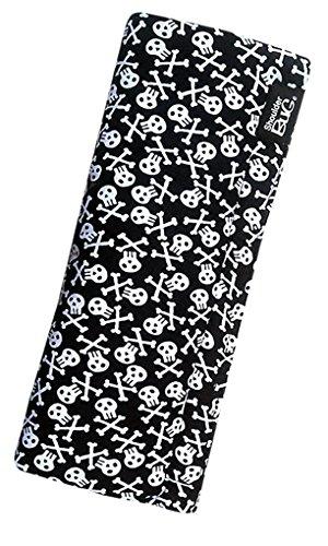 Crossbone Print Belt - 7