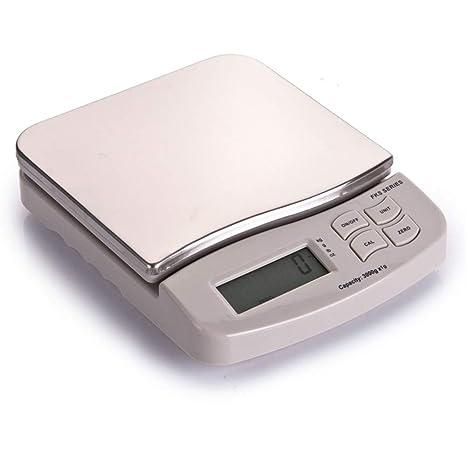 Cucsaist Básculas de Cocina Básculas electrónicas Básculas Digitales Comidas para el hogar Básculas de Hierbas para