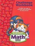 Harcourt Math Georgia Edition Challenge Workbook, HARCOURT SCHOOL PUBLISHERS, 0153495529