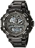 Armitron Sport Men's 20/5062 Analog-Digital Chronograph Resin Strap Watch