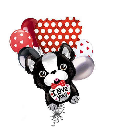 french bulldog balloon - 7
