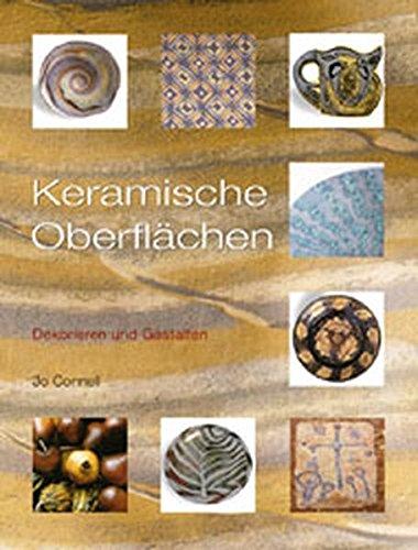 Keramische Oberflächen: Dekorieren und Gestalten