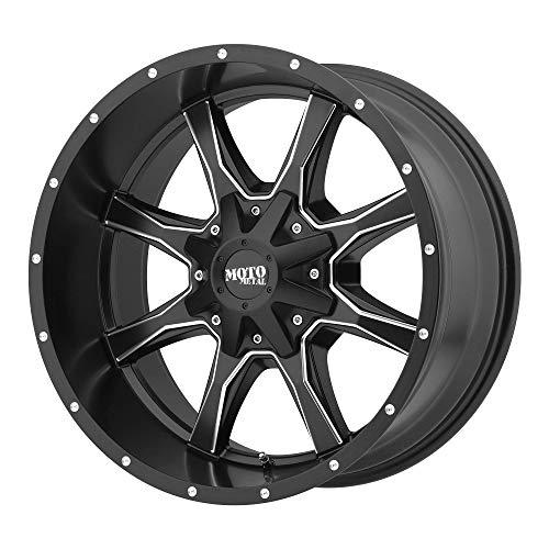 MOTO METAL MO970 SATIN BLACK MILLED MO970 20x9 6x135.00/6x13