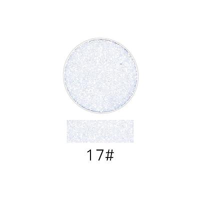 hkfv único Amazing Fashion Colorful diseño excelente sin precedentes Lash Shining Glitter de relieve de diamante Lip Powder Sombra de Ojos Polvo de prensa, mujer, Color 2B