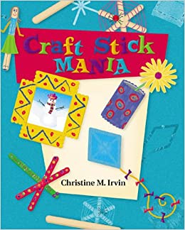 Craft Stick Mania can be found at Amazon