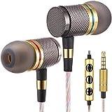 RockPapa On Ear Stereo Headphones Earphones for...