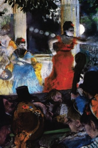 Download ''Cafe Concert at Les Ambassadeurs'' by Edgar Degas - 1877: Journal (Blank / Lin (Art of Life Journals) pdf