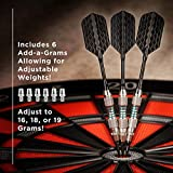 Viper Bobcat Adjustable Weight Soft Tip Darts with