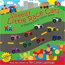 Speedy Little Race Cars