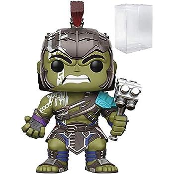 Amazon.com: Funko Pop! Marvel: Thor Ragnarok - Hela Masked ...