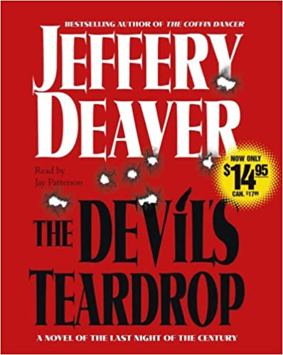 Book The Devil's Teardrop