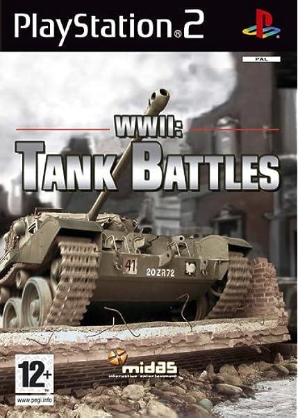 Wwii - Tank Battles: Amazon.es: Videojuegos