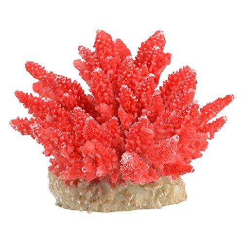 Underwater Treasures 8730 Blood Red Acro Coral by Underwater Treasures