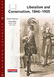 Heinemann Advanced History Liberalism and Conservatism, 1846-1905