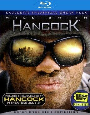 Exclusive Bonus Disc - Hancock Exclusive Best Buy Bonus Disc