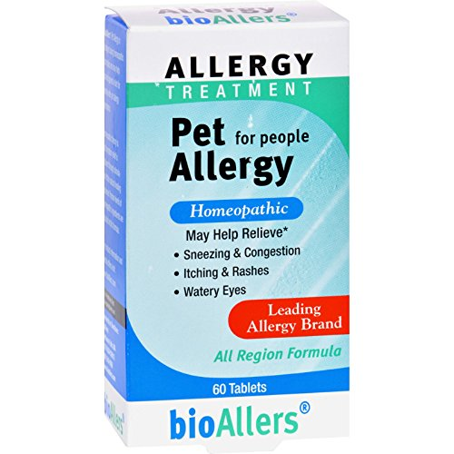 - Bio-Allers Pet Allergy Treatment 60 tab (2 Pack)